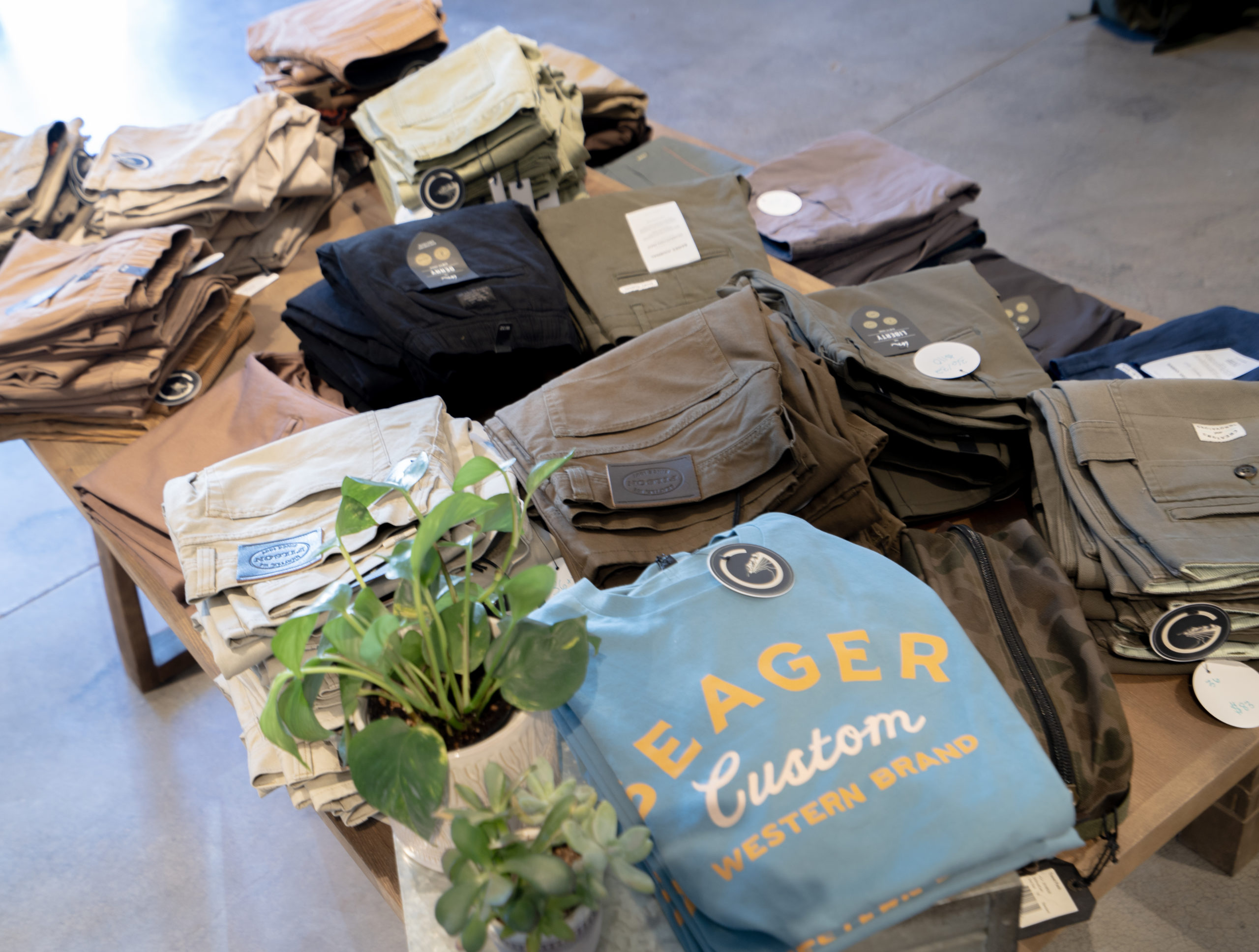 Grizzly Menswear in Truckee